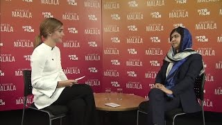 Download Emma Watson interviews Malala Yousafzai Nobel Peace Prize Video