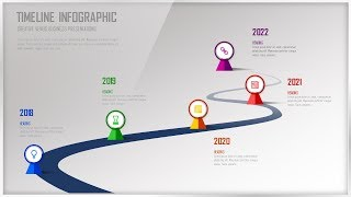 Download Timeline, Process, MileStones, Achievements, Targets, Sales, Steps, Workflow Design in PowerPoint Video