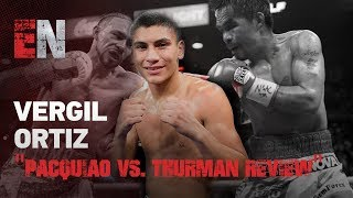 Download Vergil Ortiz Reaction To Manny Pacquiao Win Over Keith Thurman EsNews Boxing Video