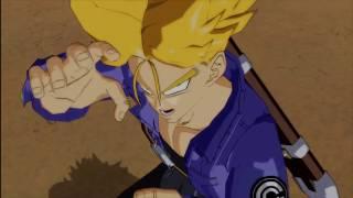 Download Dragonball Z Burst Limit Mod: Trunks vs Gohan   Chaospunishment Video