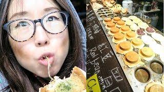 Download Taiwanese Street Food at Shilin Night Market ft. Stinky Tofu Video