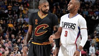Download Chris Paul vs Kyrie Irving Elite PG Duel 2016.12.01 - 16 Pts, 9 Ast For CP3, 28 Pts for Kyrie! Video
