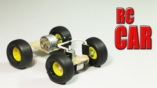 Download How To Make A Simple RC Car That Goes In All Directions Video
