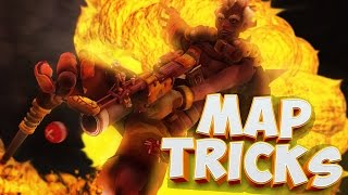 Download 20 OVERWATCH MAP TRICKS ►Improve your gameplay! Video