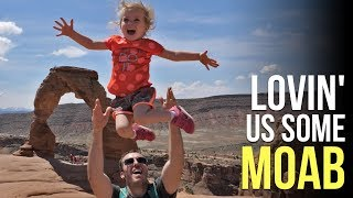 Download 5 Must-Do Stops Near Moab - Arches, Canyonlands, & Dead Horse - RVing Moab in an Airstream - Video