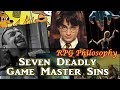 Download Seven Deadly Game Master Sins Video