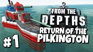 Download From the Depths #1 - Return of the Pilkington Video