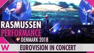Download Rasmussen ″Higher Ground″ (Denmark 2018) LIVE @ Eurovision in Concert 2018 Video