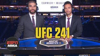 Download UFC 241 Recap: Stipe Miocic KOs Daniel Cormier, Nate Diaz beats Anthony Pettis | ESPN MMA Video