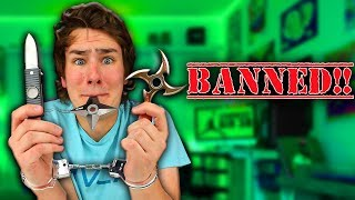 Download ILLEGAL and BANNED Fidget Spinners Video