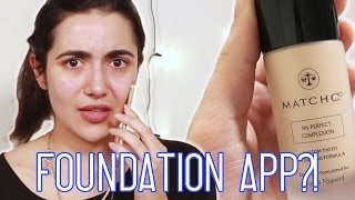 Download I Got Custom Foundation From An App Video