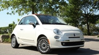 Download 2012 Fiat 500C Review - More for the runway than the freeway Video