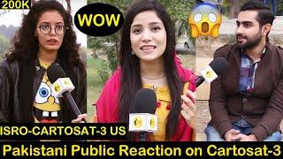 Download Pakistani Public Reaction on Cartosat 3 | ISRO - Cartosat-3 and 13 US Nano Satellites Video