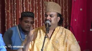 Download Taj Dare Haram Amjad Fareed Sabri USA Video
