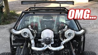 Download Turbocharging Leroy Ep.3 - THEY'RE ON (precision twin turbos) Video