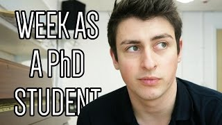 Download A week as a PhD student Video