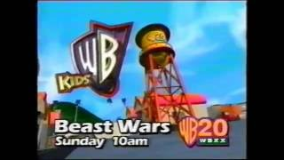 Download Kids WB Batman ″Mad Love″ 2nd commercial break January 16th, 1999 Video