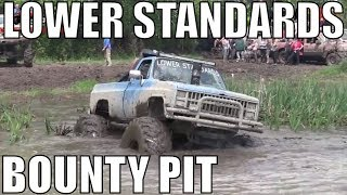 Download LOWER STANDARDS Chevy In The Bounty Pit At Walton's Mud Bog 2018 Video