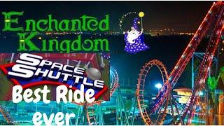 Download [TribalEngel HD] Space Shuttle Ride @ Enchanted Kingdom Video