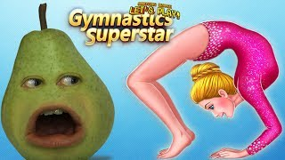 Download Pear Forced to Play GYMNASTICS SUPERSTAR! Video