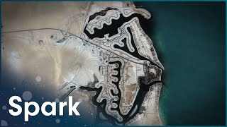 Download Building Sea City (Engineering Documentary) | Spark Video