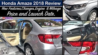 Download New Amaze 2018 Interior,Features,Price,Launch Date | Amaze 2018 Features and Review Video
