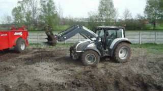 Download Obornik 2010 Valtra t172 Direct Valtra n142 Versu + Jeantil EVR 18-14 Video