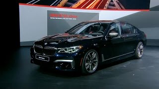 Download BMW press conference at the 2017 North American International Auto Show Video