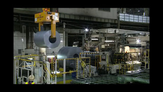 Download 【Mazda】Mazda stamping plant (Ujina Plant Hiroshima) Video