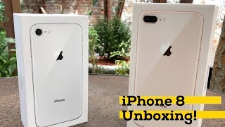 Download iPhone 8 and 8 Plus unboxing! [iMore] Video