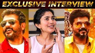 Download Thala Padama?, Thalapathy Padama? - Rowdy Baby Sai Pallavi's Cute Reply! Maari 2 | RS 91 Video
