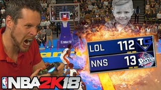 Download Biggest BLOWOUT Win in NBA 2K HISTORY! Video