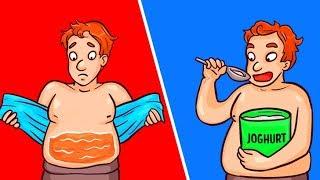 Download 8 Fehler, die dich davon abhalten, schnell Fett zu verbrennen Video
