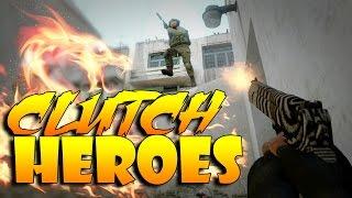 Download CS:GO - Clutch Heroes! #8 Video
