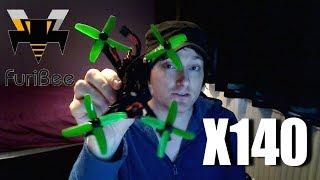 Download FuriBee X140 - Incredibly Cheap! - Really good! Video