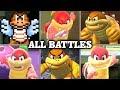 Download Evolution of Boom Boom & Pom Pom Battles in Mario games (1988 - 2017) Video