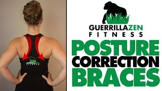 Download Posture Correction Brace | Do they REALLY work? Video