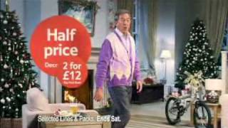 Download tesco christmas ad with des o'connor Video