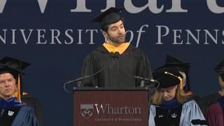 Download Jeff Weiner, Keynote Speaker   Wharton Undergraduate Graduation 2018 Video