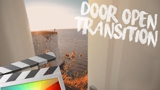 Download Door Open Transition - The Secret To Mask Transitions - Final Cut Pro X Video