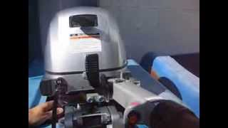 Download 2014 Honda 9.9 Outboard features Video