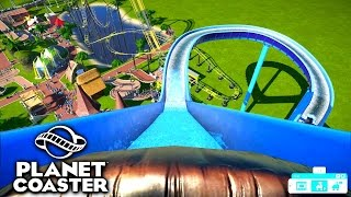 Download MEGA LOG FLUME! - PLANET COASTER #4 Video