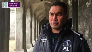 Download Pat Lam Interview Video