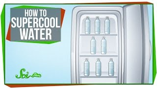 Download How to Supercool Water: A SciShow Experiment Video