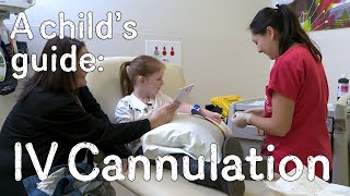 Download A child's guide to hospital - IV Cannulation Video
