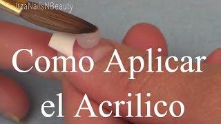 Download Como Aplicar Acrilico Video