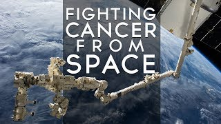 Download Benefits for Humanity: Fighting Cancer from Space Video