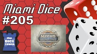 Download Miami Dice #205: Mechs vs. Minions (League of Legends Board Game) Video