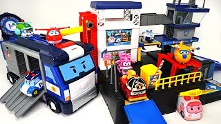 Download Robocar Poli and Super Wings have a NEW mobile and rescue headquarters! - DuDuPopTOY Video