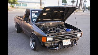 Download 1JZ SWAPPED MINI TRUCK! Video